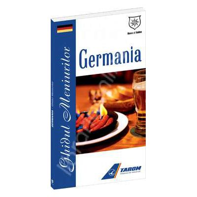 Ghidul meniurilor. Germania