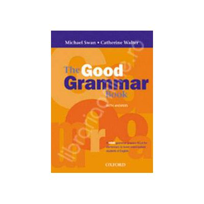 Good Grammar Book, The with Answer Key
