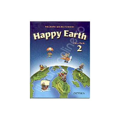 Happy Earth 2 (New Edition) Activity Book and MultiRom Pack
