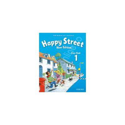 Happy Street 1 Class Audio CDs (2)