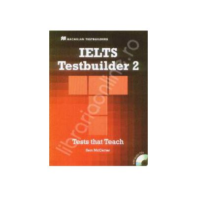 IELTS Testbuilder 2 (Test that Teach) with CD