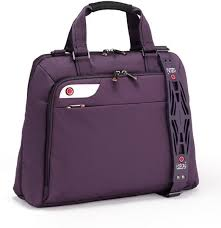 """Geanta dama, laptop 15.6"""" - 16"""", polyester, I-stay Launch Ladies - mov"""
