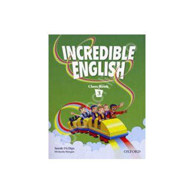 Incredible English, Level 3 Activity Book