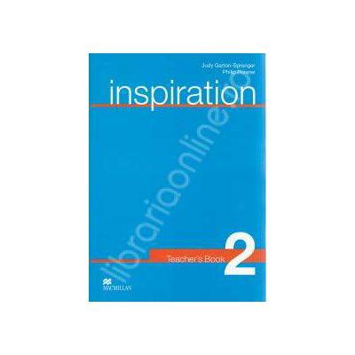 Inspiration. Teachers Book 2