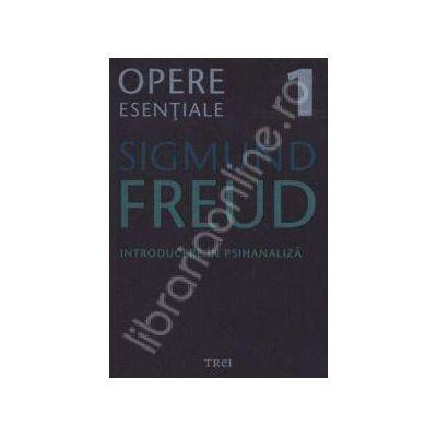 Introducere in psihanaliza - Sigmund Freud, Volumul 1