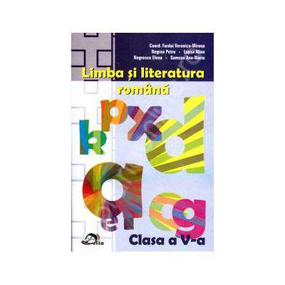 Limba si literatura romana clasa a V-a. Culegere