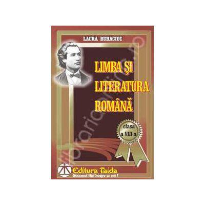 Limba si literatura romana culegere pentru clasa a VIII-a