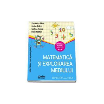 Manual pentru clasa a II-a. Matematica si explorarea mediului - Semestrul al II-lea