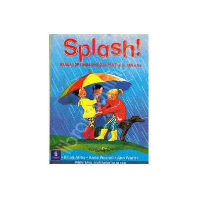 Manual de limba engleza Splash!, pentru clasa a II-a