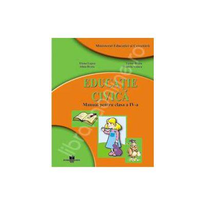 Manual pentru educatie civica clasa a IV-a