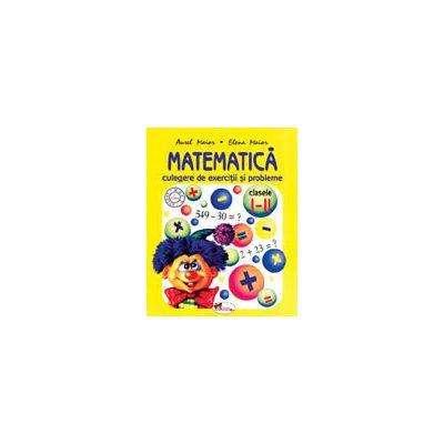 Culegere de matematica cls. I-II