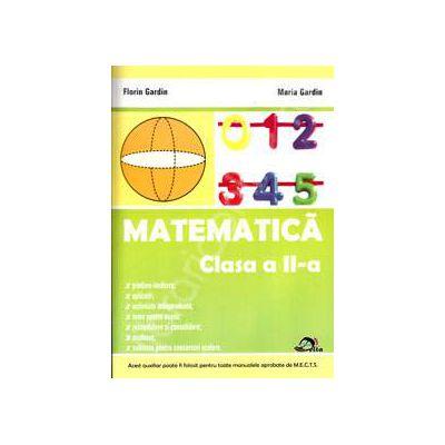 Matematica culegere pentru clasa a II-a