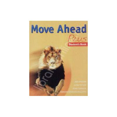 Move Ahead Plus Students book (Five-Level Course)