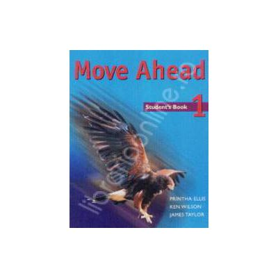 Move Ahead Students book 1 (Five-Level Course)