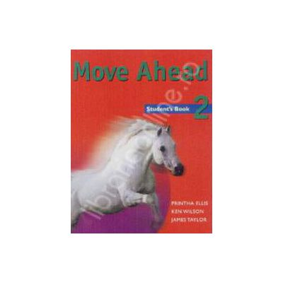 Move Ahead Students book 2 (Five-Level Course)