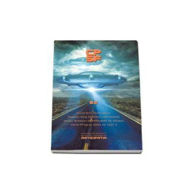 Colectia de Povestiri Stiintifico-Fantastice (CPSF). Anticipatia Numarul 22