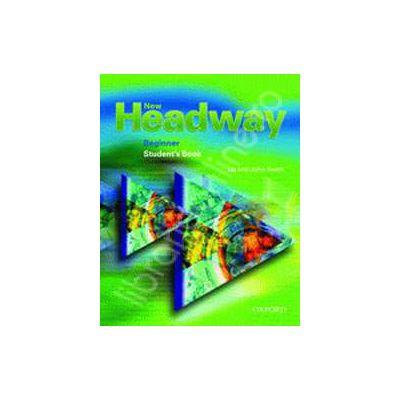 New Headway Beginner Class Audio (CD 2)