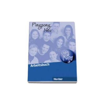 Pingpong Neu 3 - Arbeitsbuch. Caiet de limba germana pentru clasa a VII-a