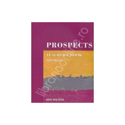 Prospects Advanced Teachers Book