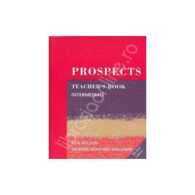 Prospects Intermediate Teachers Book