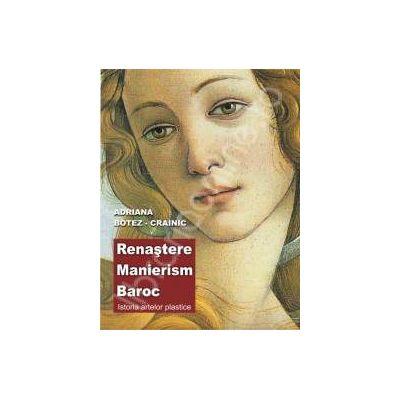 Renastere, Manierism, Baroc - Istoria artelor plastice