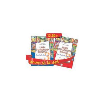 Set caiete de Limba romana pentru clasa a III-a (semestrele I si II) - Cleopatra Mihailescu, Tudora Pitila