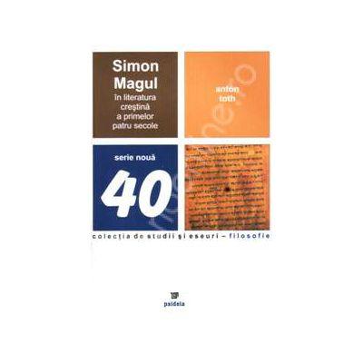 Simon Magul in literatura crestina a primelor patru secole