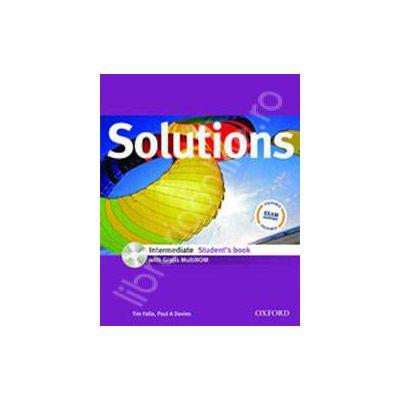 Solutions Intermediate Teachers Book