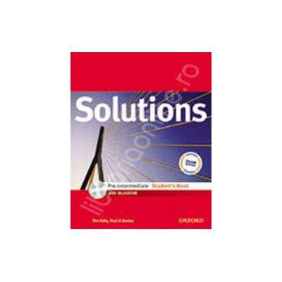 Solutions Pre-Intermediate Teachers Book