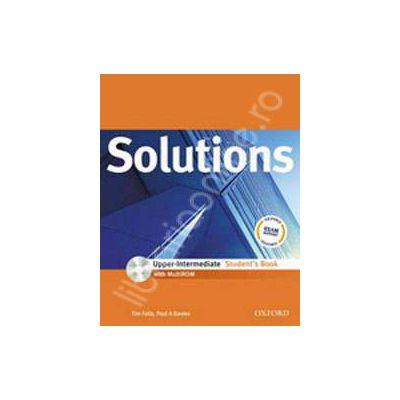 Solutions Upper Intermediate Class Audio (CDs 2)