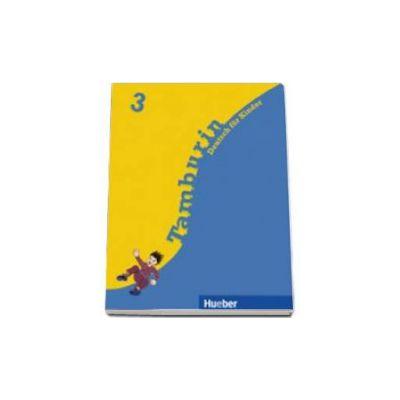 Tamburin 3, manual de limba germana pentru clasa a V-a (Lehrbuch)