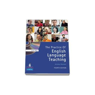 The Practice of English Language Teaching Book with DVD