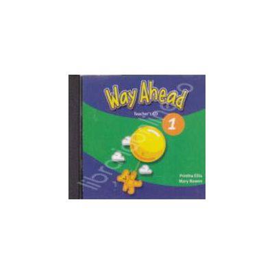 Way Ahead 1 Teachers Book Audio CD
