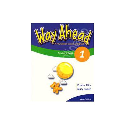 Way Ahead 1 Teachers Book (Revised Edition)