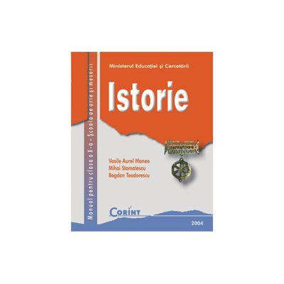 ISTORIE - SAM - Manual pentru clasa a X-a