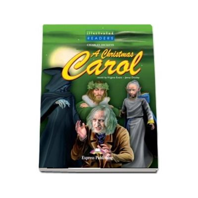 A Christmas Carol Illustrated Book