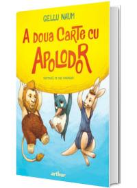 A doua carte cu Apolodor - Ilustrata de Dan Ungureanu