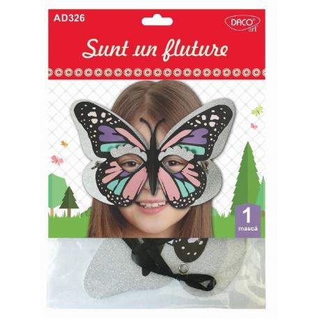 Accesorii craft - Sunt un fluture Daco, AD326