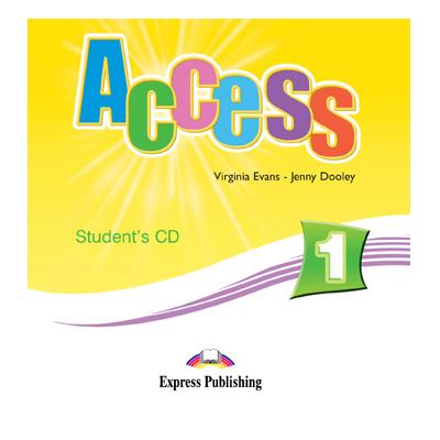 Access 1 Students CD. Curs de limba engleza, nivel Beginner A1