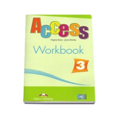 Access 3 workbook with Digibook App. Caietul elevului nivel Pre-Intermediate, B1 (Editie 2018)