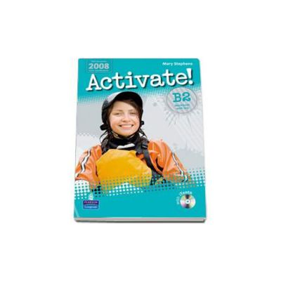 Activate! B1 Plus, Workbook with Key and Cd-Rom pack