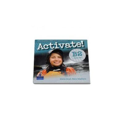 Activate! B2 level class CDs 1-2