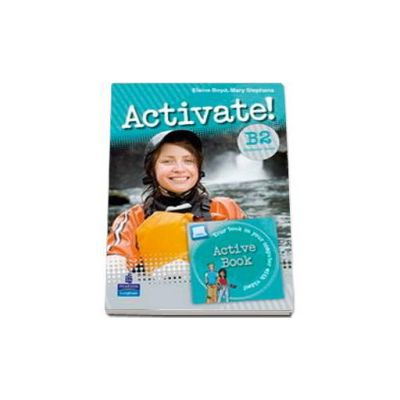 Activate! B2 level Students Book (With Active Book DVD-ROM)