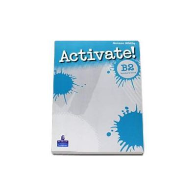Activate! B2 level Teachers Book - Whitby Norman