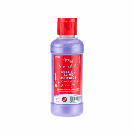 Activator slime metalic mov 118 ml, Daco