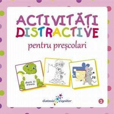 Activitati distractive pentru prescolari II