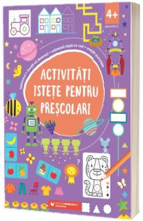 Activitati istete pentru prescolari (4 ani  )