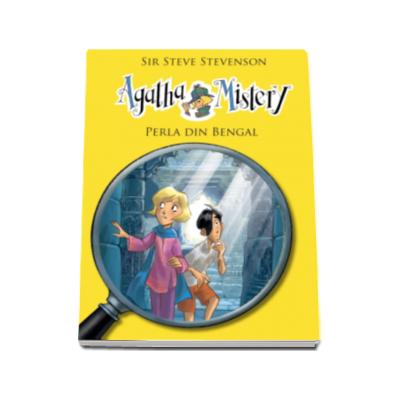 Agatha Mistery - Perla din Bengal