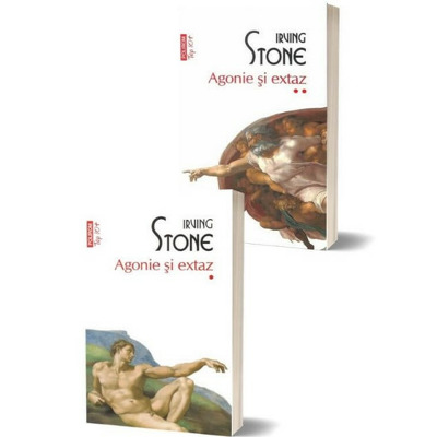 Agonie si extaz - Doua Volume (Top 10)