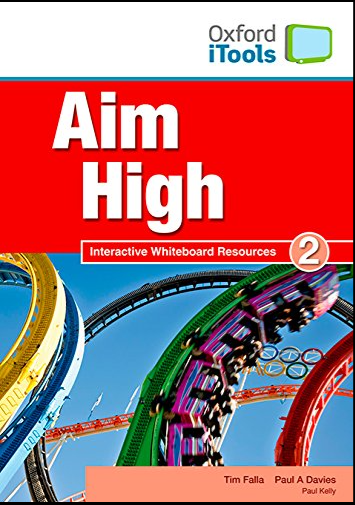 Aim High: Level 2: iTools : A new secondary course which helps students become successful, independent language learners